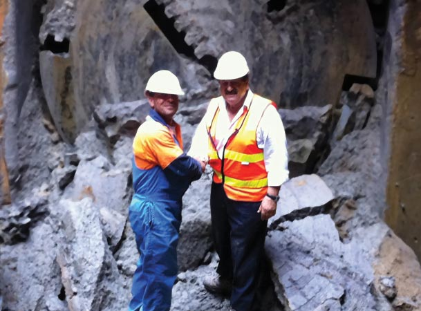 Pezzimenti Tunnelbore Unsurpassed Experience