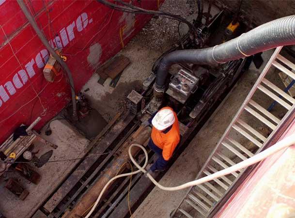 Pezzimenti Tunnelbore Microtunnelling Operator