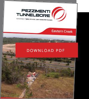 Pezzimenti Tunnelobre Eastern Creek Case Study