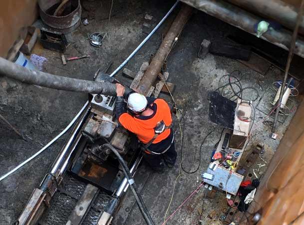 Leppington Pezzimenti Microtunnelling Operator