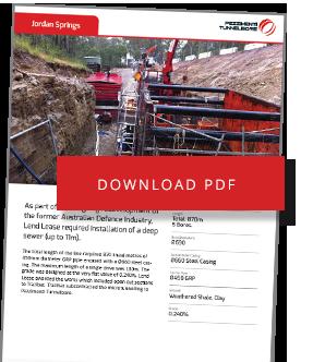 Pezzimenti Tunnelbore Jordan Springs Case Study Download