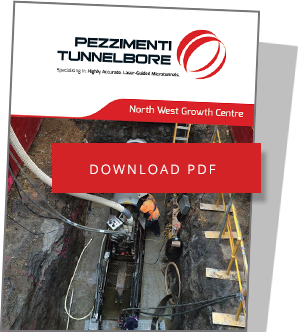 Pezzimenti Tunnelbore Case Study for North West Growth Centre Download PDF