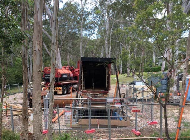 NWGC Microtunneling protects areas of Aboriginal significance