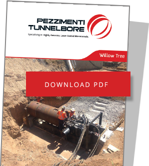 Willow Tree Pezzimenti Tunnelbore PDF Case Study
