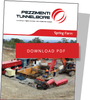 Spring Farm Microtunneling Case Study Download