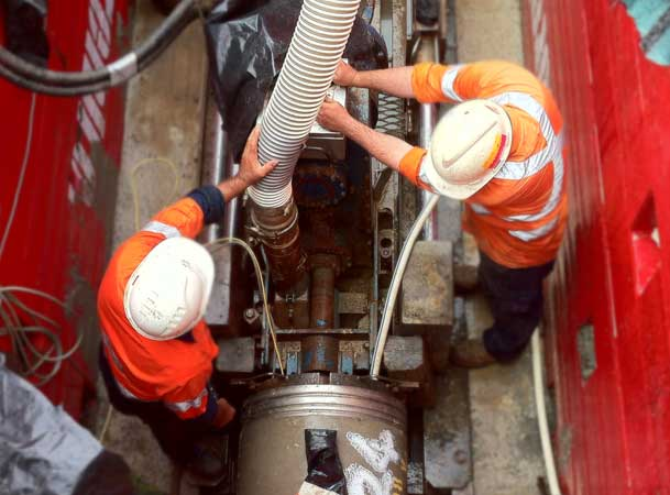 Rootyhill Microtunneling Under Railway Pipejacking Operators