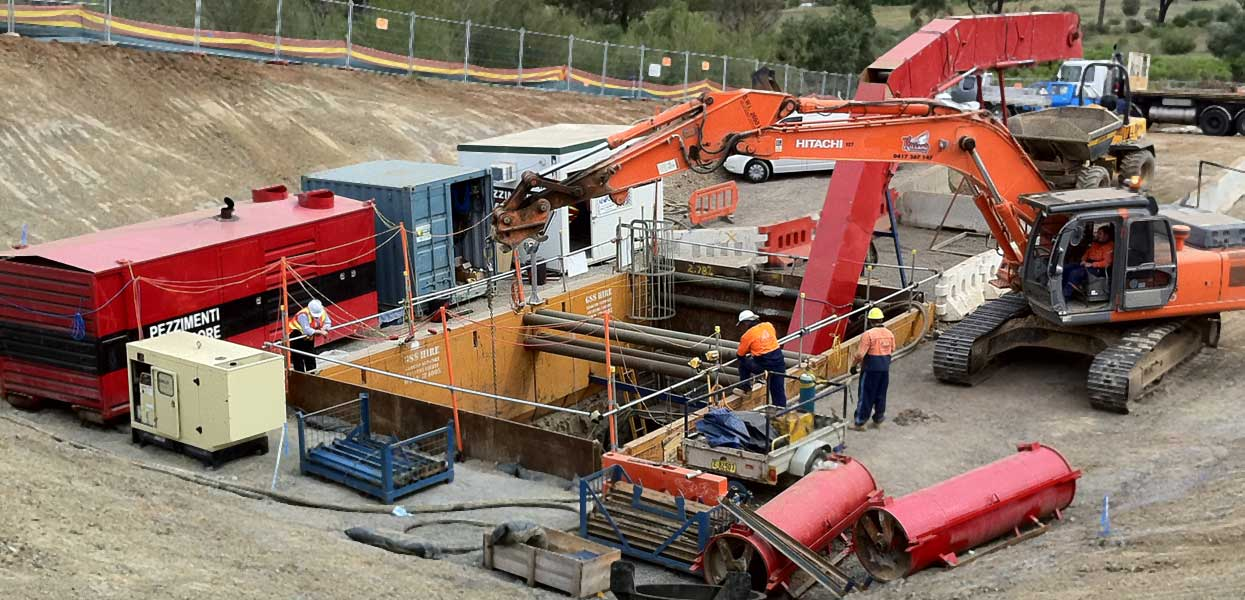 Spring Farm Microtunneling Excavator Bucket Elevator