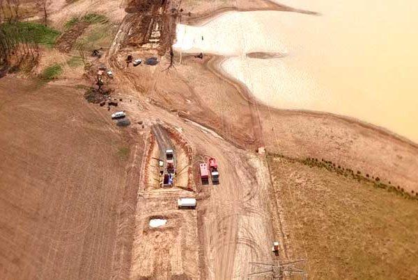 Pezzimenti Oran Park Microtunneling Intercept Bore