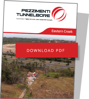 Pezzimenti Tunnelobre Eastern Creek Case Study