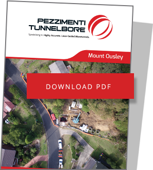 Pezzimenti Tunnelbore Mount Ousley Case Study
