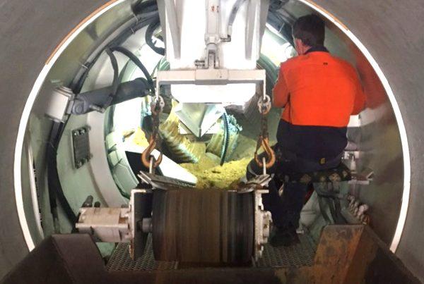 Pezzimenti Tunnelbore Gladstone Feature