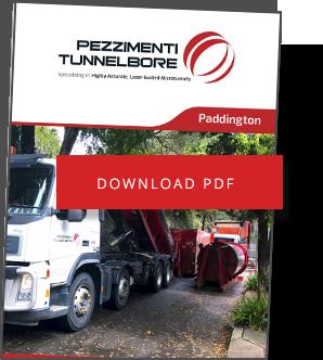 Microtunnelling Paddington Download Case Study