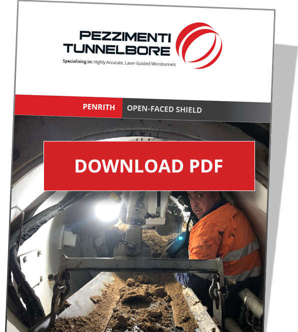 Download Penrith Microtunnelling Project